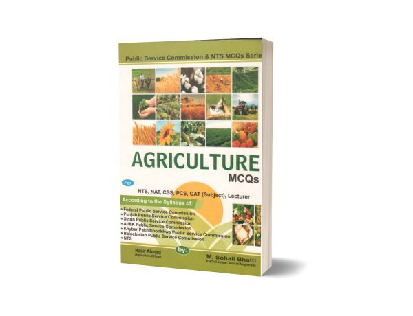 Agricultural Mscqs Nts By Nasir Ahmed &