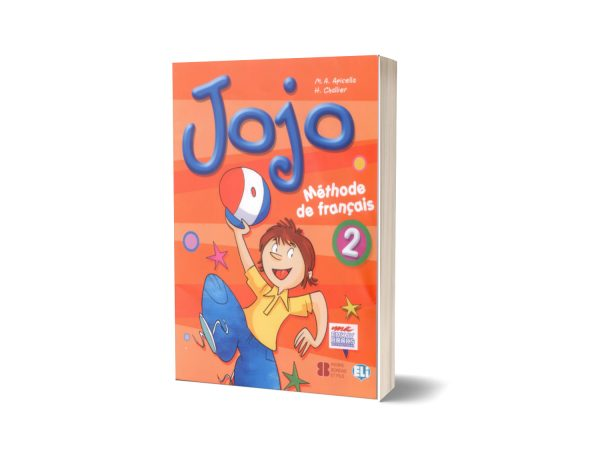 Jojo_ Pupil's Book 2 FRENCH Language Beaconhouse School System