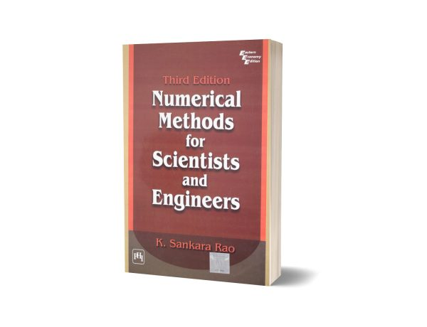 Numerical Methods for Scientists & Engineers 3rd edition By Sankara Rao