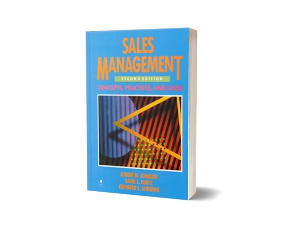 Sales Management Concepts Practices & Cases 2nd Edition