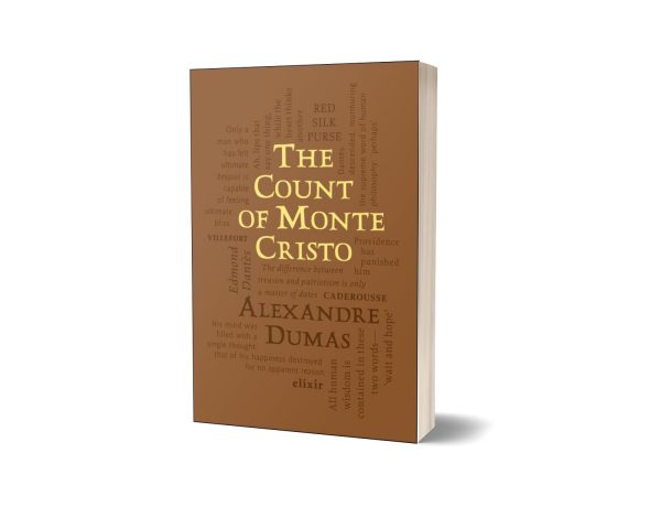 The Count of Monte Cristo (Word Cloud Classics) By Alexandre Dumas