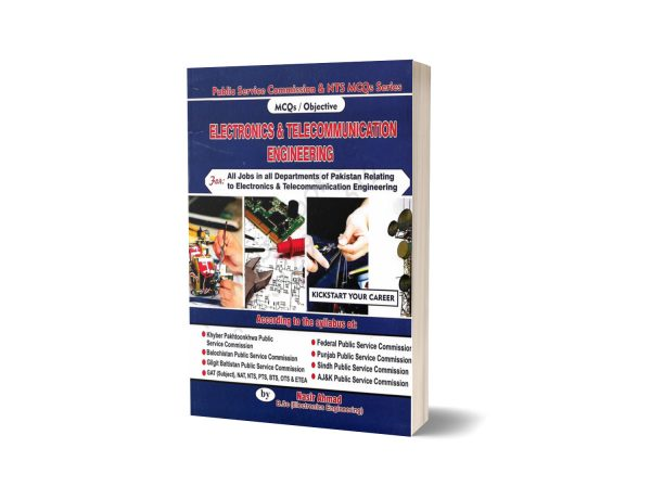 Electronics & Telecommunication Engineering MCQs By Nasir Ahmad