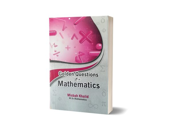 Golden question on mathematics by misbah khalid