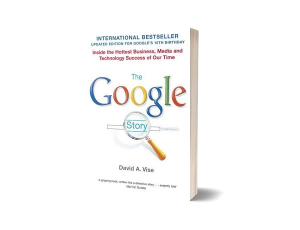 Pan Macmillan The Google Story By David A Vise