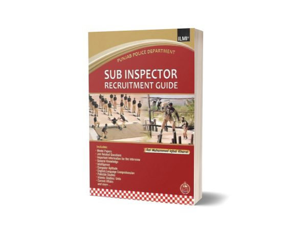 Sub Inspector Recruitment Guide