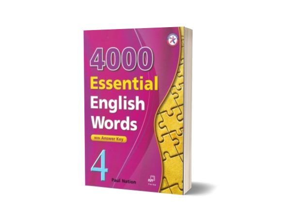 4000 Essential English Words Book 4 By Paul Nation