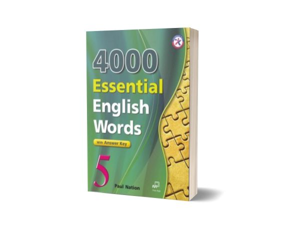 4000 Essential English Words Book 5 By Paul Nation