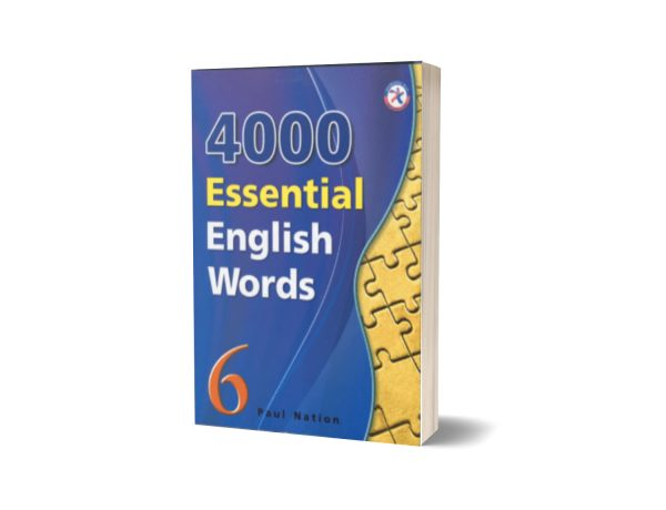 4000 Essential English Words Book 6 By Paul Nation