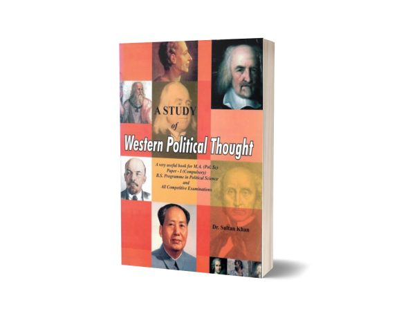 A Study of Western Political Thought By Dr Sultan Khan