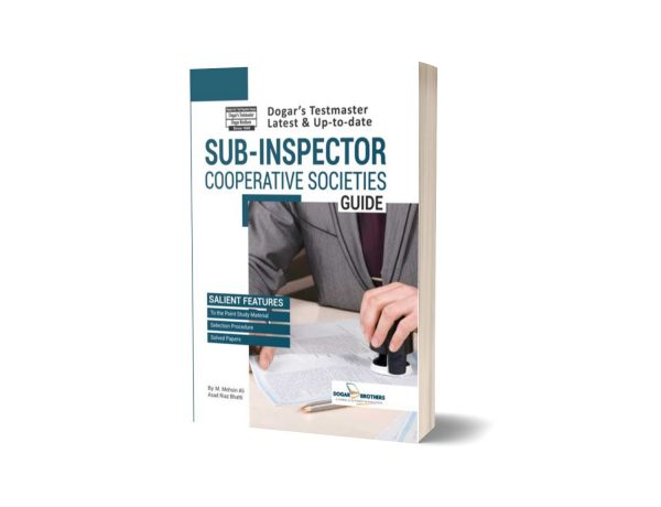 Sub-Inspector Cooperative Societies Guide