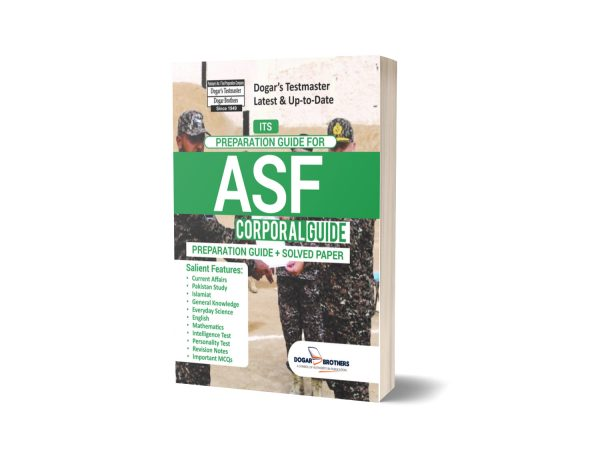 ASF Corporal Guide by Dogar Brothers