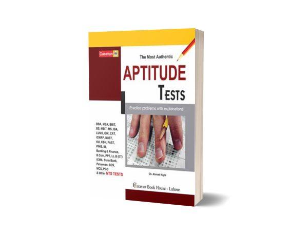 Aptitude Test Practical Problems with explanation By Ch. Ahmad Najib