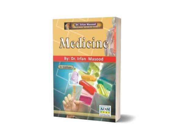 Compact medicine review By DR. IRFAN MASOOD 1st Edition