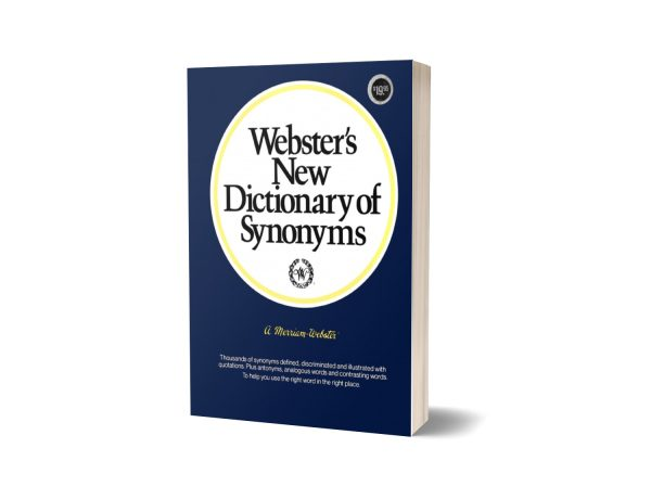 Webster's New Dictionary of Synonyms By Webster's