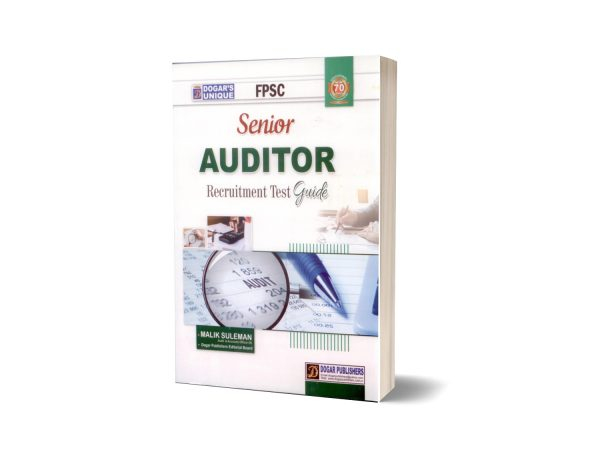 Senior Auditor Recruitment Test Guide By Malik Sulemen