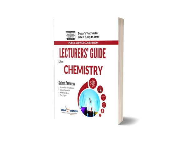 Lecturers Guide for Chemistry By dogar Brother
