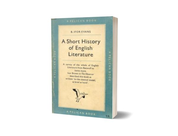 A Short History of English Literature By B