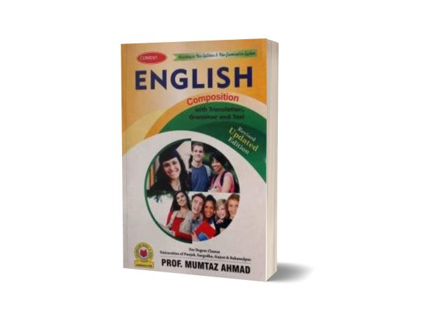 Current English Composition With Translation Grammar B.A & Degree Classes