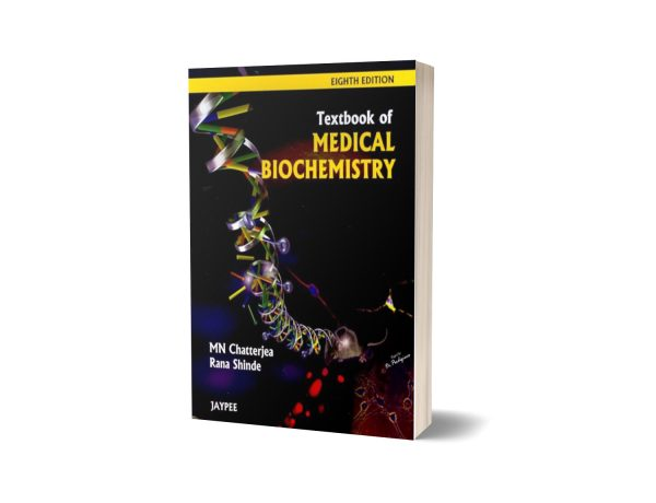 Textbook of Medical Biochemistry 8th Edition By Chatterjea