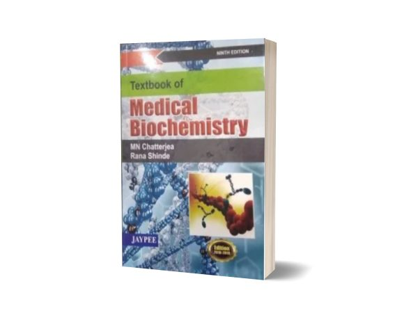 Textbook of Medical Biochemistry 9th Edition color Edition By Chatterjea