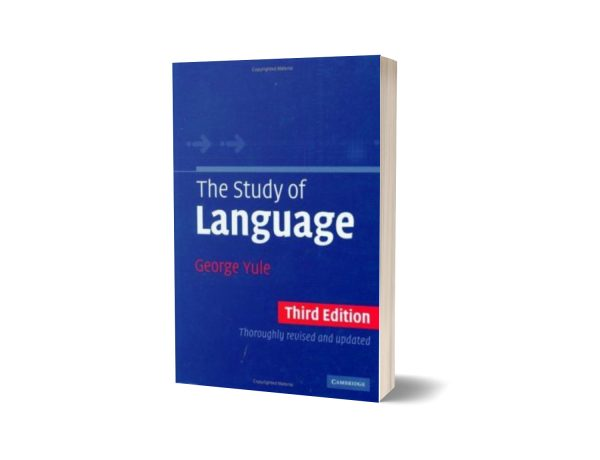 The Study of Language 3rd Edition George Yule