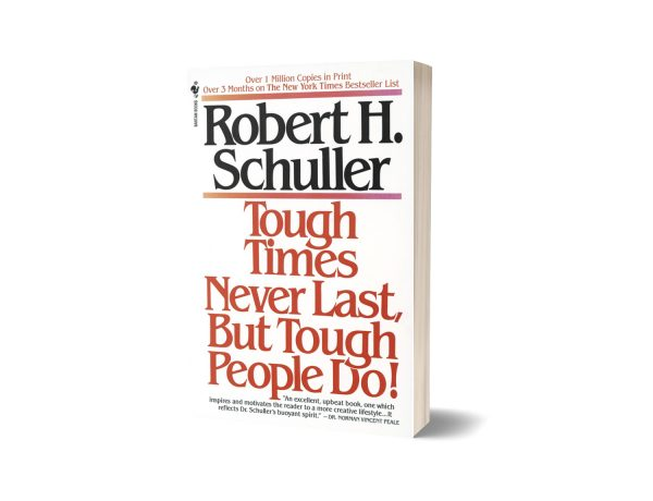 Name your problem, and you name your possibility! That's the message in Dr. Robert H. Schuller's new bestseller, Tough Times Never Last, But Tough People Do! Dr. Schuller shows you how to build a positive self-image, no matter what your problem. Whether it's unemployment, poor health, loneliness, fear or anything else that blocks your success, you can turn your negative into a positive. No matter how tough times get, you have the potential to achieve the best of life. Through Dr. Schuller's dynamic principles, you can learn: 4 ways to evaluate a new idea * 10 commandments of possibility thinking * 5 principles for putting problems in a proper perspective * 18 principles of leadership * 5 phases necessary for the faith to move mountains * 5 ways to overcome a 'brownout' and prevent a burnout * 25 action words to get you started and never let you quit