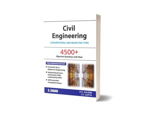 Civil Engineering Conventional and Objective Type By R.S Khurmi