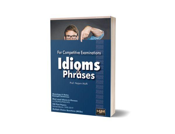 IDIOMS & PHRASES By Najam Mufti
