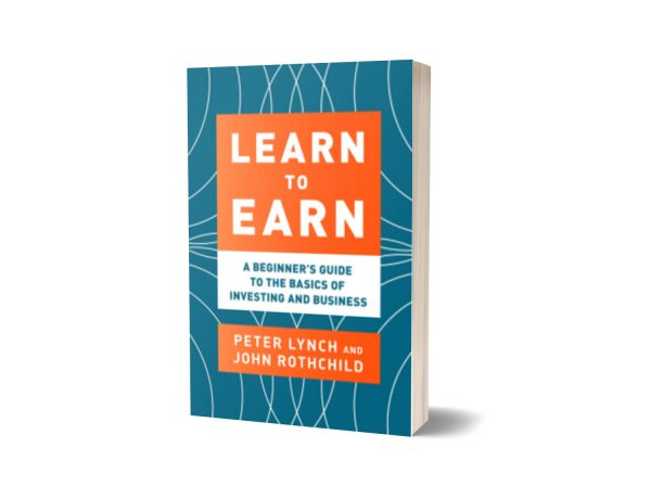 Learn to Earn Book By John Rothchild and Peter Lynch