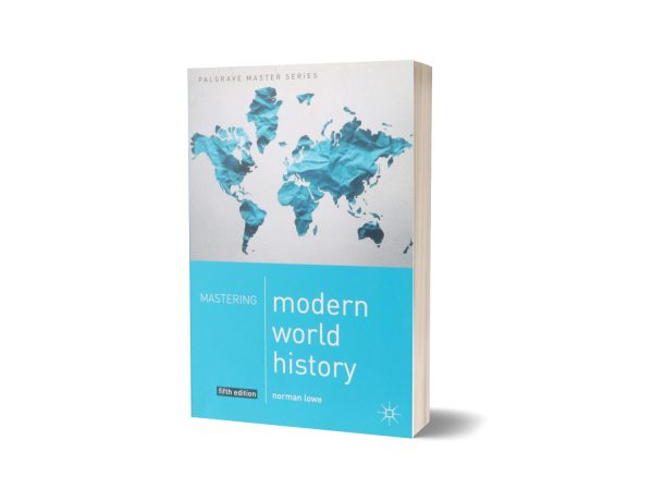Mastering Modern World History Book By Norman Lowe