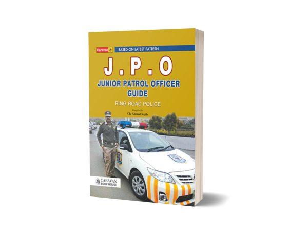 A Junior Patrol Officer Guide Ring Road By Ch Ahmad Najib