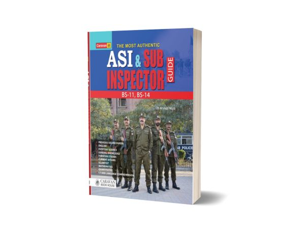 ASI & Sub Inspector Guide Bs 11-14 By Caravan Book House