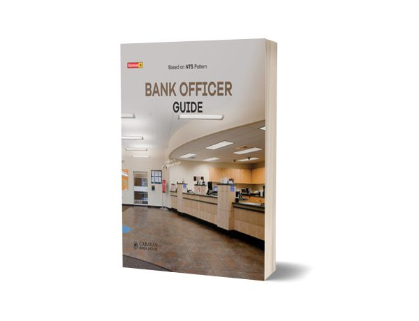 Bank Officer Guide for NTS By Ch. Ahmad Najib
