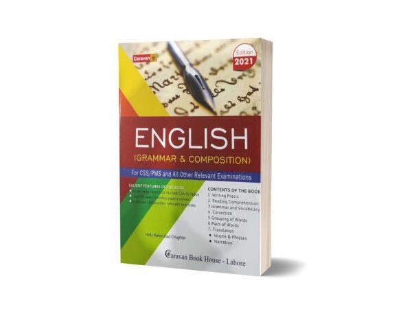 English Grammar & Composition For Pms Css 2021By Hafiz Karim Dad Chughtai