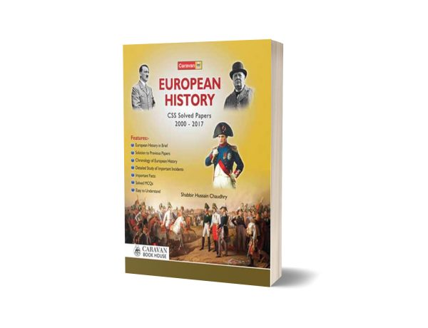 European History CSS Solved Paper 2000-2017 By M Soban Ch