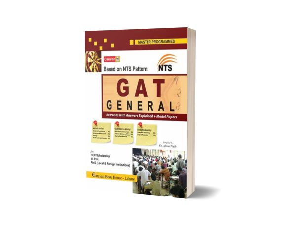 GAT General for M.Phil , Phd and local & foreign University