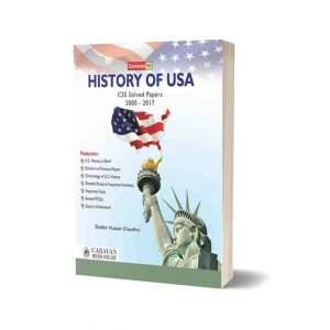 History of USA Solved Papers By Shabir Hussain
