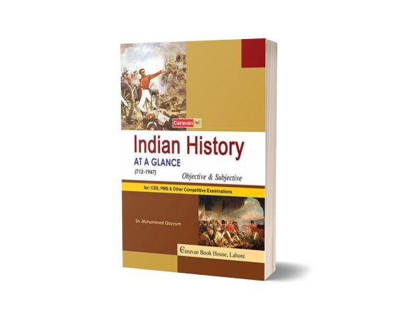 Indian History at a Glance By Sheikh Muhammad Qayyam