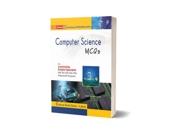 Lectureship & Subject Specialist Computer Science MCQs By Ch Ahmed Najib