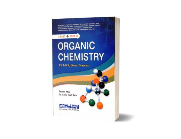 Organic Chemistry Bs. & Bsc ( Hons.) Students