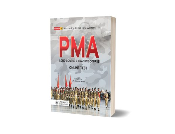 PMA Long Course & Graduate Course Online Test Ch Ahmad Najib