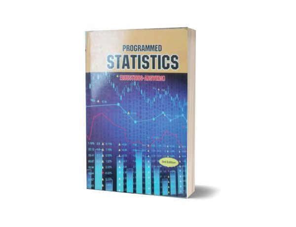 Programmed Statistics (Question-Answers) By B.L Agarwal 3rd Edition