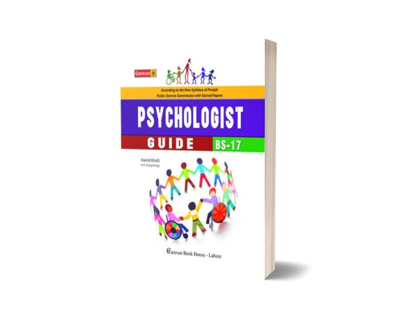 Psychologist Guide for BS- 17 By Prof. Hamid Khalid