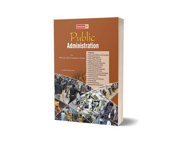 Public Administration By Farrukh Ahmad Awan