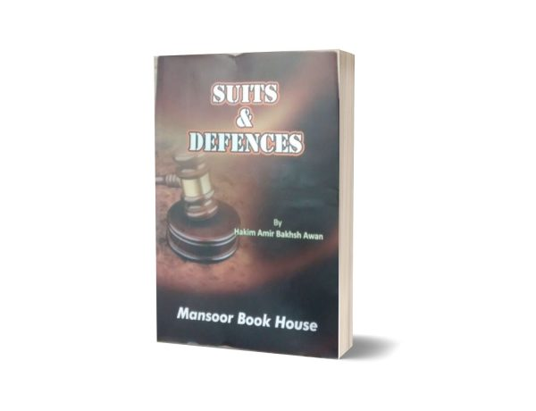 Suits & Defences By Hakim Amir Bakhsh Awan