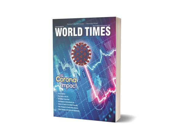 World Times Magazine Vol 13 Issue 7 April 2020 English