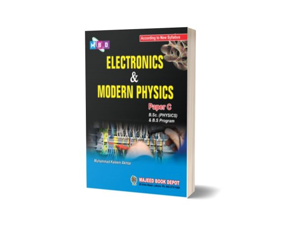 Electronics & modern Physics Paper C By Majeed Book Depot