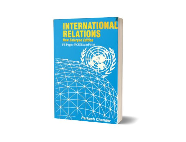 International Relations Sixteenth Edition By Parkash Chander