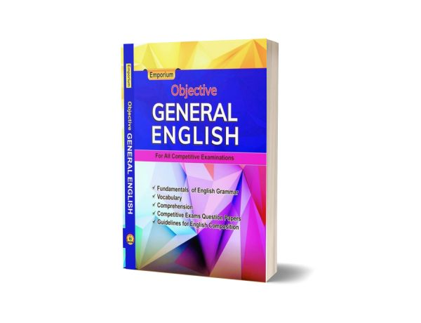 Objective General English By Emporium publisher