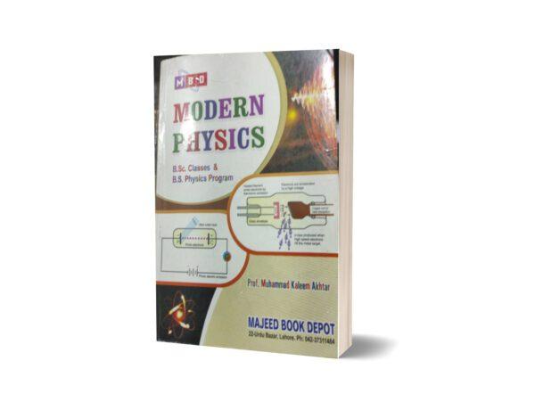 Modern Physics By prof Kaleem Akhtar